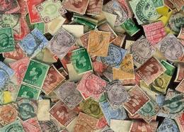 Great Britain KILOWARE Pre-QII Lazybag OFF PAPER 250g (8½oz) Ca. 2.750 Stamps GB - Lots & Kiloware (mixtures) - Min. 1000 Stamps