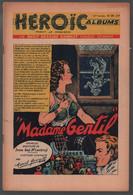 Héroïc Albums 10me Année N° 39 Jean De Flandres: Madame Gentil (Christo) (Esséo 1954) - Sin Clasificación