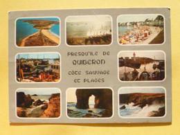 V11-29-finistere--presqu'ile De Quiberon- Côte Sauvage Et Ses Plages - Non Classés