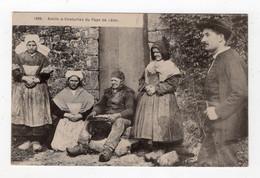 29 FINISTERE - Anciens Costumes Du Pays De Léon - Non Classés