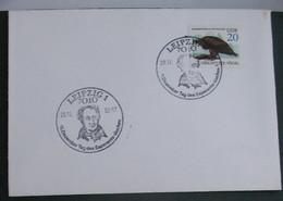 Koverto Kun Esperanto Stampo 1982 - Cartas