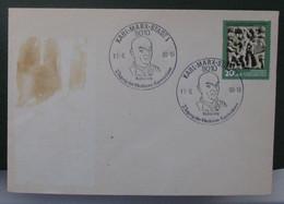 Koverto Kun Esperanto Stampo 1980 - Cartas