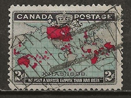 CANADA : Obl.,n°73a, TB - Oblitérés