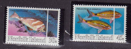 ILE NORFOLK (Norfolk Island) - Faune, Poissons - N° 339-342 - MNH - 1984 - Norfolkinsel