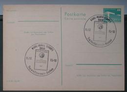 Postkarto Kun Esperanto Stampo. 1983 - Cartas
