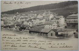 TRAMELAN Panorama - BE Berne