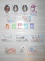 Saint Pierre Et Miquelon   Lot , 17 Timbres Neufs  Faciale 14,60 Euros - Collections, Lots & Séries
