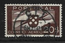PORTUGAL AERIEN  YVERT N°A9 OBLITERE - Gebraucht