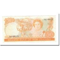 Billet, Nouvelle-Zélande, 50 Dollars, KM:174a, TTB - New Zealand
