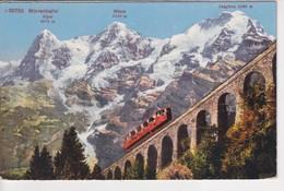 SUISSE(MURRENBAHN) TRAIN - BE Bern