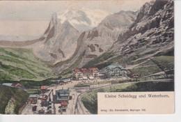 SUISSE(Kleine Scheidegg WETTERHORN - BE Bern