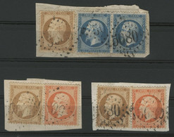 """GC """"5080"""" D'ALEXANDRIE Sur 3 Fragments COTE 115 € Voir Description - 1849-1876: Période Classique"""