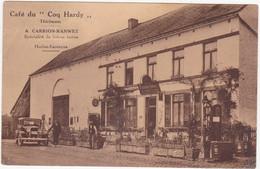 47906  -   Thirimont   Café Du Coq  Hardy - - Waimes - Weismes