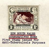 Nouvelle-Galles Du Sud   (1897) - 60eme Anniversaire Du Regne De Victoria -  Neuf* - MH - Mint Stamps