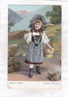 CPA :14 X 9 -  COSTUMES  SUISSES  - Bernois - BE Bern