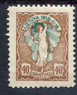 Lituanie        60 * - Litouwen