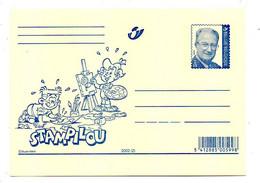 Belgique -- ENTIER  Carte  Postale --NEUF--- 2002 -- STAMPILOU  .....Studio Max - Tarjetas Ilustradas