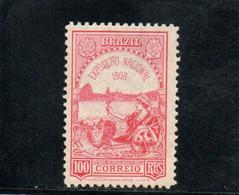 BRESIL 1908 * - Neufs