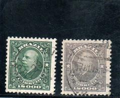 BRESIL 1913-5 O - Oblitérés