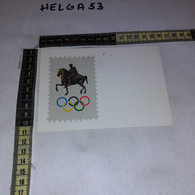 FB4849 REP. ITALIANA ROMA 1982 ROMOLYMPHIL '82 TIMBRO TARGHETTA - 1981-90: Storia Postale