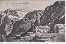 SUISSE(Kleine Scheidegg WETTERHORN) - BE Bern