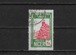 Niger Yv. 46A O. - Oblitérés