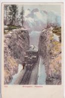 SUISSE(BRUNIGBAHN) TRAIN - BE Bern