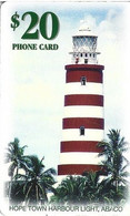 BAHAMAS - HOPE TOWN - LIGHTHOUSE - Bahamas