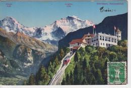 SUISSE(INTERLAKEN) TRAIN - BE Bern