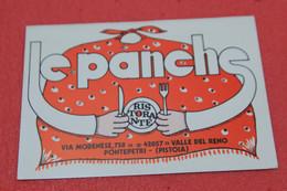Pistoia Pontepetri Ristorante Le Panche 1975 - Pistoia