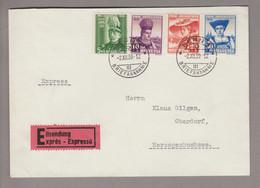 CH Pro Juventute 1939-12-02 Express-Satzbrief - Briefe U. Dokumente