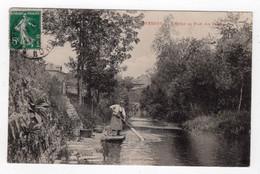 59 NORD - AVESNES L'Helpe Au Pont Des Dames - Avesnes Sur Helpe