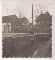 Foto Photo ( 6 X 6 Cm ) Overijse Overijsche L'Issche Vers Huldenberg - Overijse