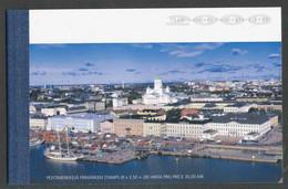 FINLANDIA 2000 - 450 AÑOS DE HELSINKI - 1469/1476 EN CARNET PRESTIGE - SPECIMEN - Nuevos