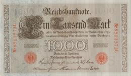 1000 Mark 1910 - 1000 Mark
