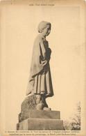 CPA Pont Albert Louppe-Statue    L337 - Non Classés