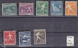 Pays - Bas , J.O. 1928 * , Neufs Avec Charnière ,MLH - Unused Stamps