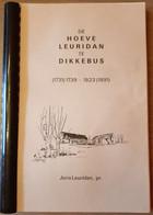 (IEPER DIKKEBUS) De Hoeve Leuridan Te Dikkebus. - Ieper