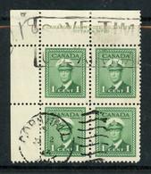 Canada USED PB 1942-43 King George Vl War Issue - Gebraucht