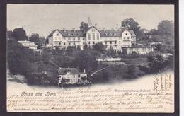 Suisse  BERNE / BERN  Diakonissenhaus  Cpa PRECURSEUR  1902 - BE Bern