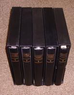 Bund SAFE Dual Vordruckblätter 1949 - 2001 Komplett In 5 SAFE Ringbindern + Kassetten   Hoher Neupreis über 820,- Euro - Reliures Et Feuilles