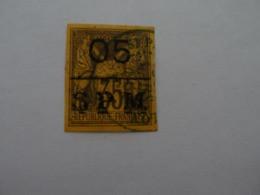 TP Saint Pierre Et Miquelon Oblitéré N°9 Signée Brun  Valeur 120€ - Used Stamps