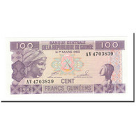 Billet, Guinea, 100 Francs, 1960, 1960-03-01, KM:30a, NEUF - Guinea-Bissau