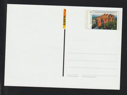 Germany Postal Stationary 2016 Sachsische Schweiz Pluskarte - Mint (G125-49) - Postales - Nuevos