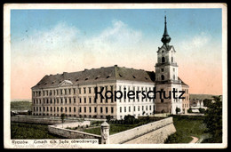ALTE POSTKARTE RZESZOW GMACH C. K. SADU OBWODOWEGO Polska Poland Polen Ansichtskarte Postcard AK Cpa - Poland