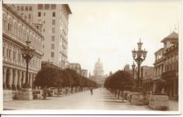 Paseo De Marti O Prado, Habana, Cuba, El PArtenon Publ. Unused (R9) - Cuba