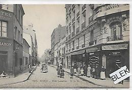 75015  : Paris : Rue Letellier . - Arrondissement: 15