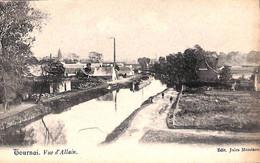 Tournai - Vue D'Allain (Edit. Jules Messiaen) (vente Unique) - Tournai