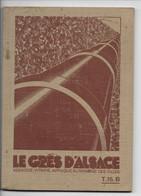 BEAU CATALOGUE LE GRES D'ALSACE CERABATI, CERAMIQUE DU BATIMENT, BETSCHDORF, ECUISSES, NOMBREUSES ILLUSTRATIONS - Supplies And Equipment