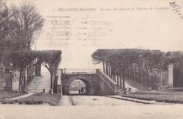Bellevue Meudon Terrasse Du Chateau De Madame De Pompadour - Meudon
